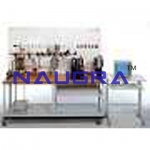 Oil Tank Safety Trainer Laboratory Equipments Supplies