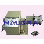Ball Mill For Grinding Lime Mortar For Testing Lab