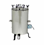 Vertical Autoclave Economy Laboratory Equipments Supplies