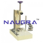 Soil Trimmer (Hand Operated) For Testing Lab