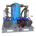Water Pump Supply Module- Engineering Lab Training Systems