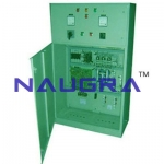 Variable DC Power Source With Power Distribution Panel For Electrical Lab Training