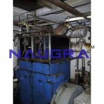 Two Cylinder Steam Engine Module Laboratory Equipments Supplies
