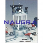 Triaxial Cell For Testing Lab