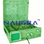 Oscilloscope / Demonstrator Trainer For Electrical Lab Training