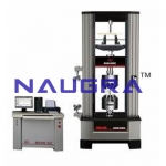 Universal Testing System for Geotextiles For Testing Lab