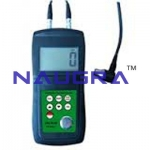 Ultrasonic Thickness Gauge (UTG 100) For Testing Lab