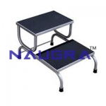 Foot Step Stool (Double Steps)