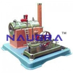Model of Steam Engine- Engineering Lab Training Systems