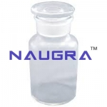 Wide Mouth Reagent Bottle Laboratory Equipments Supplies