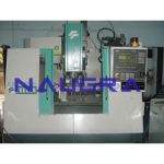 CNC Milling Machine- Engineering Lab Training Systems