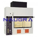 Flammability Tester (Horizontal Burning Test) For Testing Lab
