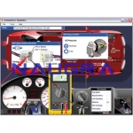 Virtual Automotive Electrics Trainer For Electrical Lab Training