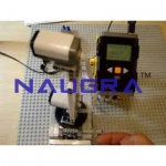 Measurement Of Angular Displacement Using For Electrical Lab Training