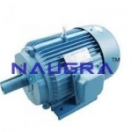 Electric Motor three phase