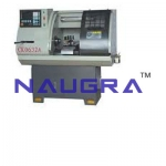 CNC Lathe Machine with Cabinet & PC- Engineering Lab Training Systems
