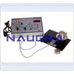 Load Cell (Strain Gauge) Trainer For Electrical Lab Training