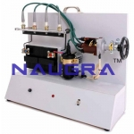 Coil Ignition Unit and Preheating Plug Circuit Operating System- Engineering Lab Training Systems