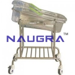 Infant Bed Child Cot With Plastic Moulded Crib
