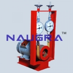 Squirrel Cage Induction Motor For Electrical Lab Training