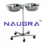 Bowl Stand (Double)