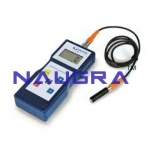Digital Coating Thickness Gauge (Ferrous / Non Ferrous) For Testing Lab