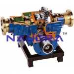 Torsen Differential- Engineering Lab Training Systems