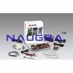 Networking of Industrial Controllers- Engineering Lab Training Systems